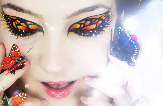 Butterfly Queen Thumbnail