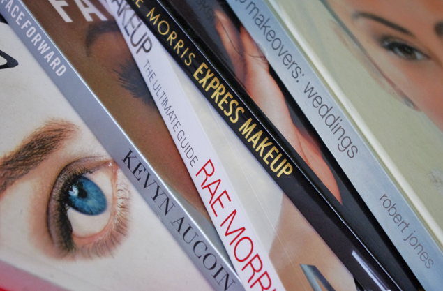 My Favorite Makeup Books