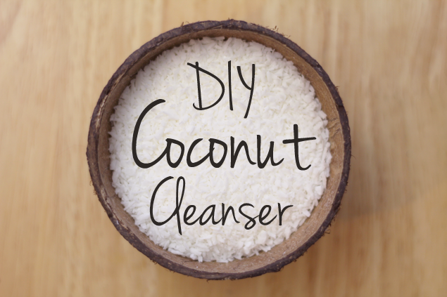 DIY Beauty: Coconut Cleanser