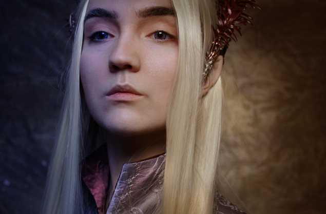 The Hobit Thranduil Cosplay