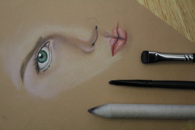 Working on the Lips