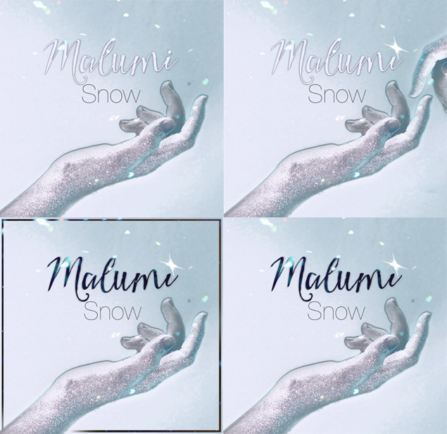 Making the Malumi Snow Cover