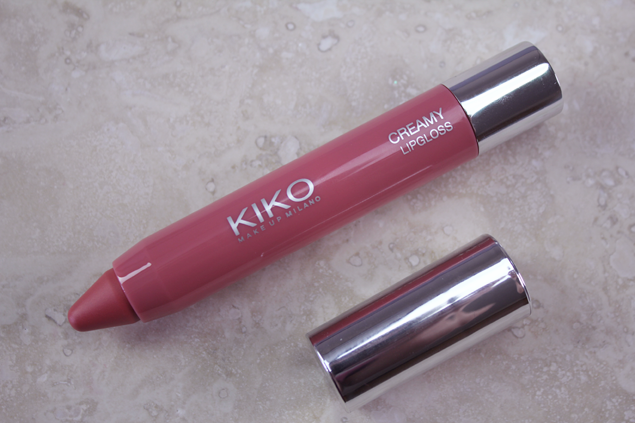 Kiko Lipgloss Pencil Review