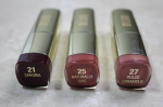 Review: Milani Colour Statement Lipsticks