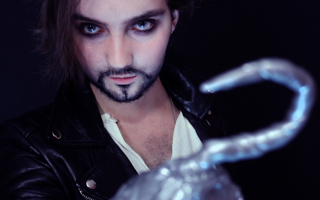 Once Upon A Time Captain Hook Cosplay