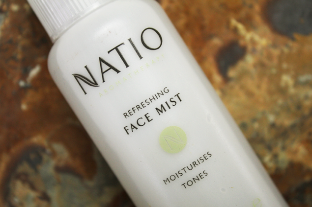 Natio Refreshion Face Mist