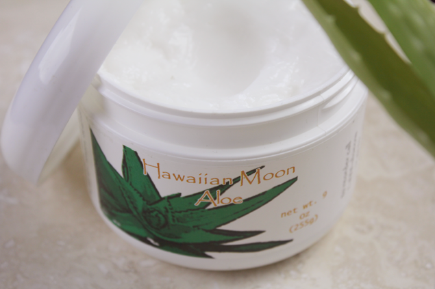Hawaiian Moon Aloe Review