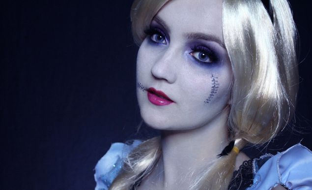 Once Upon A Zombie Alice