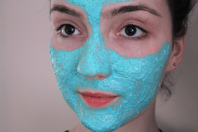 Don't Look at Me Face mASK
