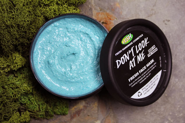 Lush Don't Look At Me Face Mask Review