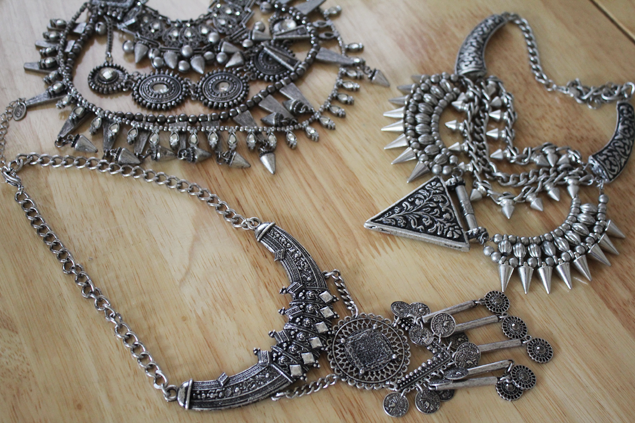 Necklace Selection