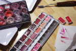 Making A Lipstick Palette