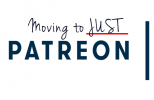 I'm Now Moving To Patreon